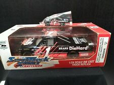 Pj Jones #1 Sears Diehard Racing 1/24 Diecast Supertruck Series W/ 1/64 truck