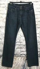 DL1961  Vince Casual Straight 360 Comfort Men's Jeans Diablo Size 30 x 32  *A88