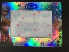 "Disney Frozen Magnetic Picture Frame 4""x6"" Photos Magnetic and Back Stand NEW"