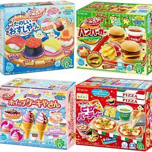Popin Cookin Assort Set TypeA Educative DIY Gummy Candy Kit Kracie Made in Japan