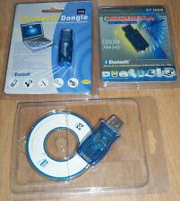 Bluetooth USB Dongle 2x and one SIM reader/programer