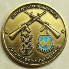 96th Security Forces / Police Sq Eglin AFB Air Force Challenge Coin