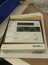 Tektronix Edition National Instruments LabVIEW SignalExpress Software SIGEXPTE