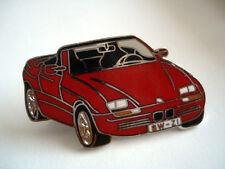 PINS RARE BMW ROUGE DECAPOTABLE AUTO VOITURE