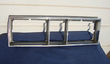 1980 Pontiac Grand Prix Right Chrome Headlight Bezel Trim Cover