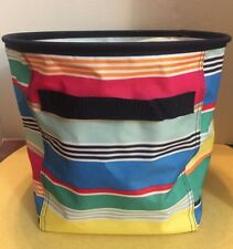 Thirty-One Circular Multi-Colored Tote, NWOT