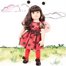 Hannah Ladybug by Gotz, a 19.5 Inch Full Vinyl Doll