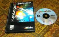 Jupiter Strike Sony PlayStation 1, 1995- PS1 PSX PS Game  Long Box Video Game