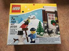 Lego Winter Fun #40124