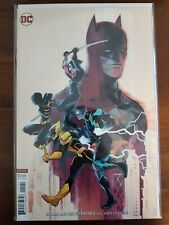 Batman and the Outsiders 2 NM Cover B Otto Schmidt DC $4 Bin Dive Combined Ship