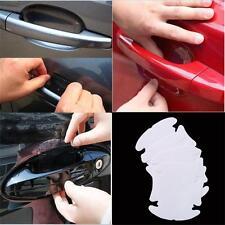 8pcs invisible Adhesivo coche Manija De Puerta película protector arañazos