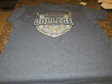 Animal House College T-Shirt - Blue - XL