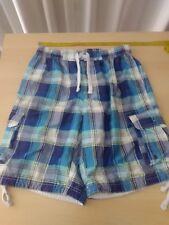 Mens F&F Casual Shorts, XL. Plaid / Check,