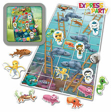 Octonauts Ravensburger Sea Snakes And Ladders Game