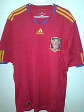 Camiseta Selección Española 2010. Adidas Spain 2010