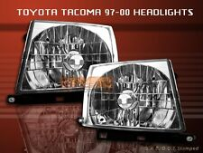 97-00 TOYOTA TACOMA HEADLIGHTS CRYSTAL CLEAR 99 98 LAMP