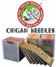 ORGAN Industrial Single Needle,16x257-9,12,14,16,18 (16x231)(DBx1)