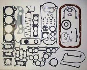 MAZDA FE - ENGINE OVERHAUL GASKET KIT - CAR - FORKLIFT