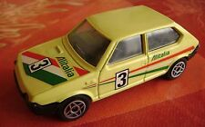 Fiat Ritmo Alitalia N°1303  Solido   1/43