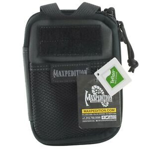 Maxpedition Mini Pocket Organizer Wolf Gray Tactical Pouch Bag Molle