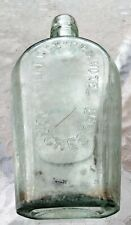 Great Western Railway Hotel Dorchester Glass Spirit Flask Dorset Railway