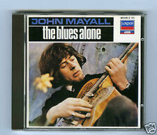 CD  JOHN MAYALL BLUES ALONE