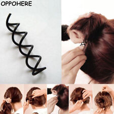 Hair Styling 5 pcs Spiral Spin Screw Bobby Pin Hair Clip Twist Barrette UK