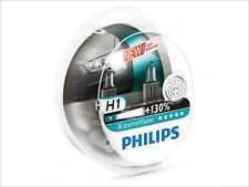 2x NEW PHILIPS XTREME VISION +130% H1 12258XV+S2 HALOGEN BULBS GERMANY