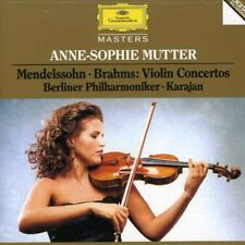 Anne-Sophie Mutter - Violin Concerti [New CD]