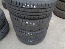 4x Sommerreifen 185/65 R15 88H Continental Eco Contact 5 Dot.2017 7mm N976