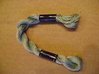 DMC coton perlé N° 5 pour la grosseur, coloris 503 long 25 mètres