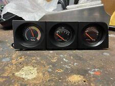 Volvo 240/242 Turbo Tripe Gauge Pod