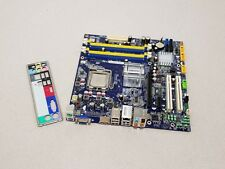 Foxconn G33M05G1-8EKS LGA 775 DDR2 w/I/O Shield w/Core 2 Quad SLAWE 2.50Ghz Used