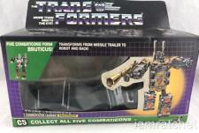 Transformers Original G1 1986 Combaticon Onslaught Metal Chest Complete w/ Box