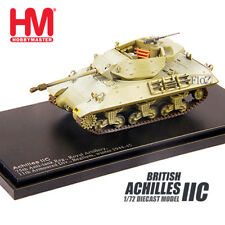 HOBBY MASTER BRITISH ACHILLES IIC 1/72 DIECAST MODEL FINISHED TANK