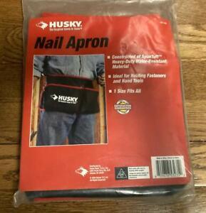 Husky Nail Apron - New