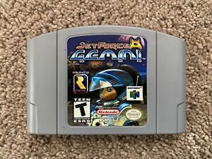 Jet Force Gemini (Nintendo 64, N64, 1999) CART ONLY, 100% Authentic, TESTED