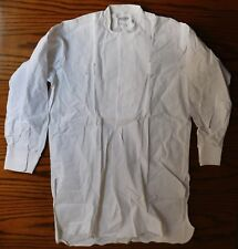 Starched dress shirt size 15 Apedaile Bros Horsham vintage 1920s 1930s tunic