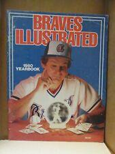 BRAVES ILLUSTRATED---ATLANTA BRAVES 1980 YEARBOOK