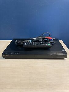Sony DVD / CD Player DVP-SR200P with Remote Tested Working