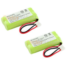 2 NEW Rechargeable Phone Battery for Uniden DCX300 DCX400 BT-1018 BT-101 BT-1011