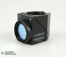 Olympus Mikroskop Filter Cube  U-MNUA2 Fluoreszenz