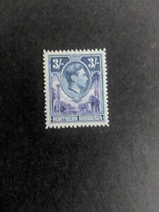 Northern Rhodesia KGVI 3