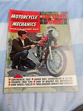motorcycle mechanics/Triumph Tips/Re Continental/Lambretta SX200/Velocette