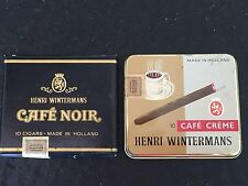 Pacchetti Di Sigarette Da Collezione Henri Wintermans