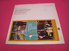 VINTAGE NEW LP RECORD BILLY GRAHAM EURO '70 WHERE EAST MEETS WEST SEALED (813)