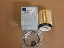 Mercedes-Benz Genuine C E CLA -Class Engine Oil Filter Kit NEW