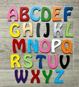 Personalised Script Wooden Name Plaques Words/Letters Wall/Door Art/craft words