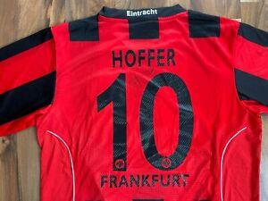 Eintracht Frankfurt #10 HOFFER Trikot Gr. XL 2011/12 ÖFB Matchworn Spielertrikot