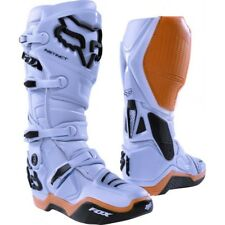 Stivali Cross Fox Instinct Mx Boots Grigio Chiaro Light Grey 47 EU / 13 US
